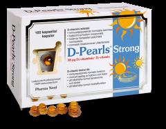 D-Pearls 38 mikrog 160 kaps