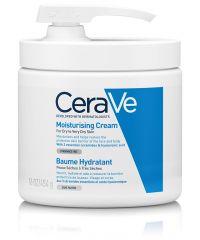Cerave Moisturising Cream pumppu 454 g