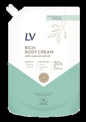 LV Oat rich body cream 200 ml