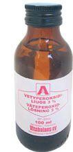 Vetyperoksidiliuos 3 % 100 ml