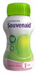 SOUVENAID MANSIKKA 4X125 ML