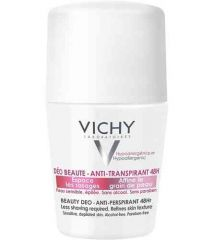 Vichy Antiperspirantti 48h beauty deo 50 ml