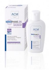 ACM Novophane.DS hoitava hilseshampoo 125 ml