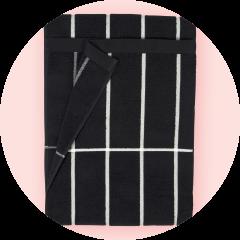 Orion keräilykampanja 2021, Marimekko Tiiliskivi-kylpypyyhe