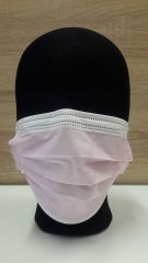 Suu-nenäsuojus Pink Safe Type IIR 50 kpl