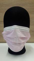 Suu-nenäsuojus Pink Safe Type IIR 50 kpl (jaettu)