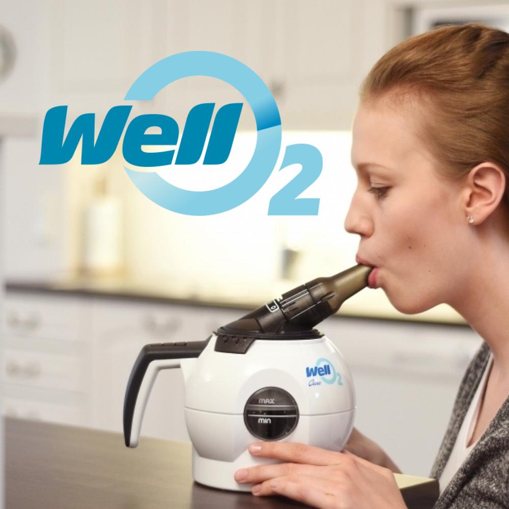 Wello2 Care hyvinvointilaite