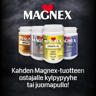 Magnex purkki
