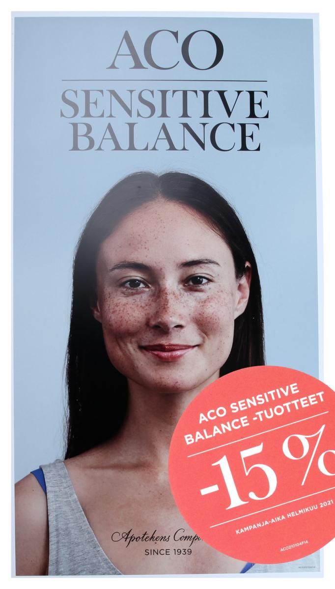 ACO Sensitive Balance - 15 %